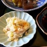 栄寿し - 煮物
