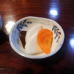 田川 - 香の物