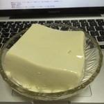 きたまち豆腐 - 青大豆きぬこし300円