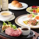 牛祥 - 料理写真:上ヒレ肉ステーキコース(品薄ご予約のみ)