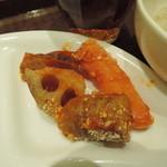 オーガニックハウス - 根野菜のラタトゥイユ