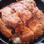 レストラン サンサワ - (特)カツ丼