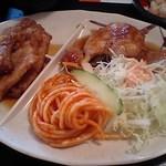 レストラン サンサワ - サラリーマン定食