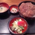 レストラン サンサワ - 大カツ丼