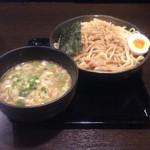 麺屋ゆうき - しょうゆつけめん(大)