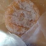 ミュールハイム - きなこをまぶしたこしあんドーナツ