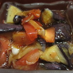27294556 - なすとトマトの揚げ煮アップ