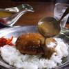 洋食のいし川 - 料理写真:ハンバーグカレー