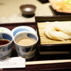 銀座 佐藤養助 - 料理写真:二味せいろ