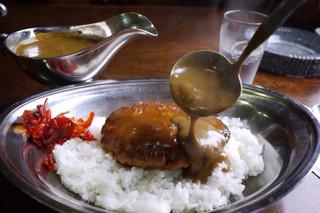 洋食のいし川 - ハンバーグカレー