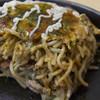 厳島 - 料理写真:1-1)肉玉そば
