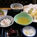 樹 - 料理写真:「樹(たつき)膳」(1,100円)