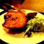 ピッターレ - 豚の丸焼き。肉厚で美味でした。