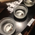 Kiguradiya - 特別利き酒セット¥800