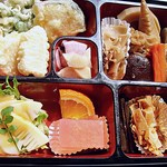 市原タケノコ園 - Aセット1600円 (2014/3) 大多喜のタケノコはえぐみがなくて旨いです(^ω^)