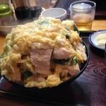 北野食堂 - 親子丼