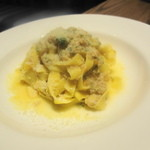 ピッツェリア&トラットリア マーノエマーノ - これはなんのパスタだったっけな