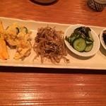 27302136 - お惣菜盛り合わせ 栄養バランスがとれてるでしょ(。 >艸<)