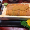 つち山 - 料理写真:ここのウニは格別!