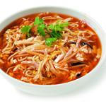 サンラータン麺 四川風の辛酸味スープ