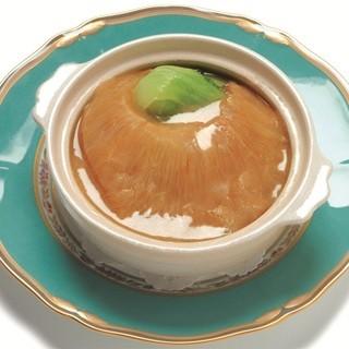 状元特上フカヒレ姿の土鍋煮込み