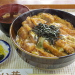 Yoidon - 甘辛とんかつ丼