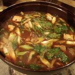柳家 - 猪鍋(09年11月)