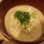 柳家 - 自然薯ご飯おかわり(三杯目・・・)