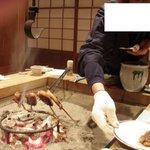 柳家 - ご主人自ら焼いて絶妙のタイミングで供されます