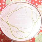 アンリ・シャルパンティエ - ガトー・キュート・アソートと読むのでしょうか? 母の日仕様の優しいピンク色の紙箱☆♪