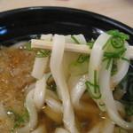 無添くら寿司 - 腰のある美味しい麺♪