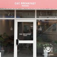 C&C BREAKFAST - 牧志公設市場からすぐ近くにお店はあります