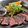 ネクサス・チャーブロイルグリル - 料理写真:特選黒毛和牛の霜降りステーキ