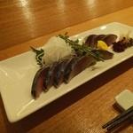 サードフロアー - 〆鯖。美味い。