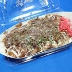 粉もん屋 八 - 料理写真:ソース8個・470円