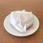 レディオベーグル - サンドイッチメニュー Lox (518円)