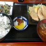 寿し浜 - 料理写真:日替わりランチ