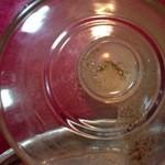 サクティ - 201405 サクティ ★Dinnerバイキング(1280円)★マサラティー(冷)※茶葉が残る・・・って事は、お店で作っているんだね(゜o゜)!