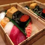 鮨 明 高勢 - おみや寿司