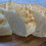 カトルセゾン - もっちり美味しい!バターの風味も良く食べやすい硬さ(^^)