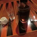 松濤倶楽部 - 食後はアイシー!