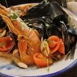 横浜・関内イタリア郷土料理イタリアンバールBACCO -