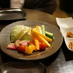 円らく 高田馬場荘 - 有機野菜のまるかじり