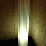 老麻火鍋房 - スタッフから頂いた個室の照明