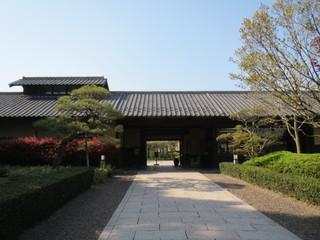 芦屋釜の里 - 施設入口