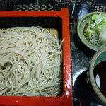 蕎麦処 松の木 - 料理写真:もり