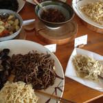 自然食バイキングレストラン 野のやさい - 料理写真: