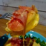 RH Cafe - 濃厚な旨みで贅沢な美味しさでした