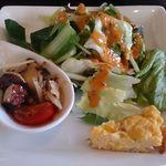 634和浦バル - サラダ前菜