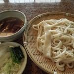 小平糧うどん - 料理写真:糧うどん H26.5
